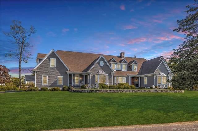 199 Falcon Road, Guilford, CT 06437 (MLS #170397925) :: Michael & Associates Premium Properties   MAPP TEAM