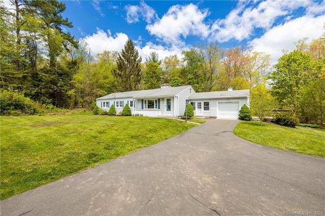 100 Copper Hill Road, East Granby, CT 06026 (MLS #170397935) :: NRG Real Estate Services, Inc.