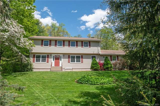 27 Hickory Lane, Monroe, CT 06468 (MLS #170398029) :: Around Town Real Estate Team