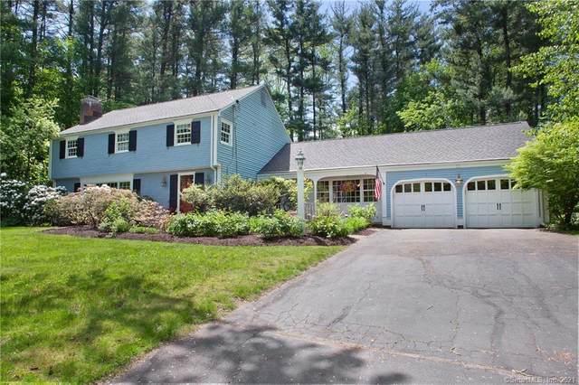 35 Sunset Hill Road, Simsbury, CT 06070 (MLS #170398106) :: Spectrum Real Estate Consultants