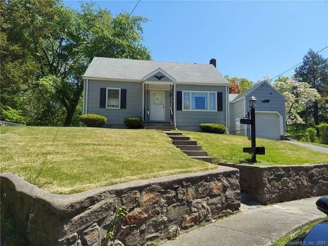 234 Pilgrim Place, Bridgeport, CT 06610 (MLS #170398356) :: Spectrum Real Estate Consultants