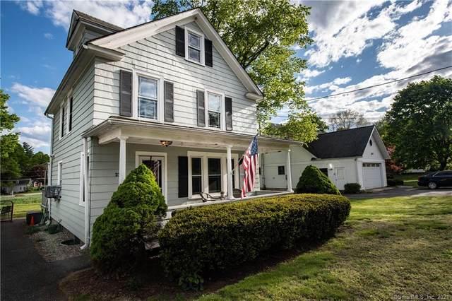23 Maple Street, Middlefield, CT 06481 (MLS #170398440) :: Spectrum Real Estate Consultants