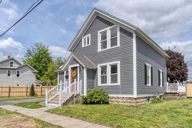3 Nonotuck Street, Enfield, CT 06082 (MLS #170398532) :: Spectrum Real Estate Consultants