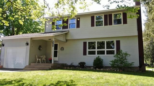 289 Brookfield Street, South Windsor, CT 06074 (MLS #170398618) :: Spectrum Real Estate Consultants