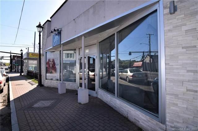111 Bridgeport Avenue, Milford, CT 06460 (MLS #170398904) :: Team Phoenix