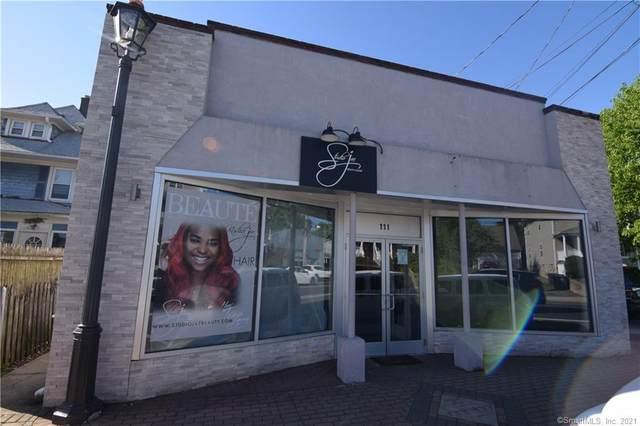 111 Bridgeport Avenue, Milford, CT 06460 (MLS #170398909) :: Spectrum Real Estate Consultants