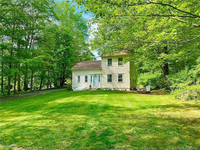 184 Bulls Bridge Road, Kent, CT 06785 (MLS #170399083) :: Spectrum Real Estate Consultants