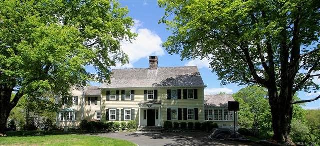 147 Olmstead Hill Road, Wilton, CT 06897 (MLS #170399219) :: Around Town Real Estate Team