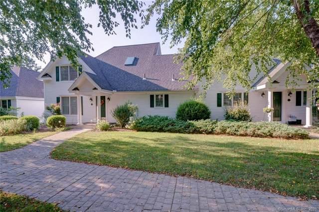 18 Augusta Circle #18, East Haddam, CT 06469 (MLS #170399325) :: Kendall Group Real Estate | Keller Williams