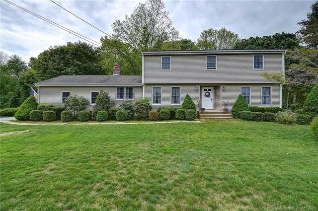 4 Rhonda Lane, North Stonington, CT 06359 (MLS #170399327) :: Tim Dent Real Estate Group