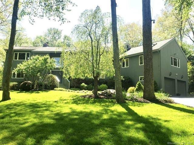 18 Parade Ground Court, Weston, CT 06883 (MLS #170399523) :: Next Level Group