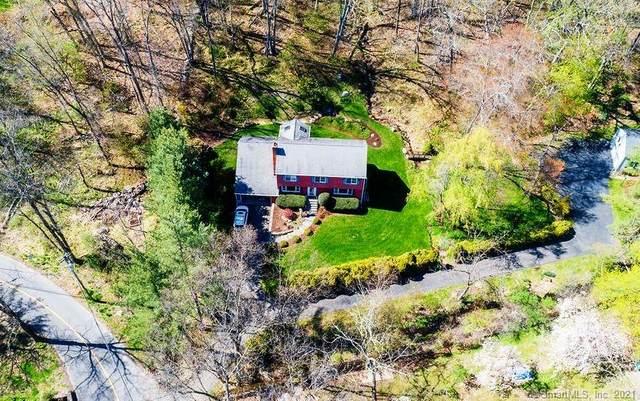 1 Rippling Brook Lane, Westport, CT 06880 (MLS #170399594) :: Tim Dent Real Estate Group