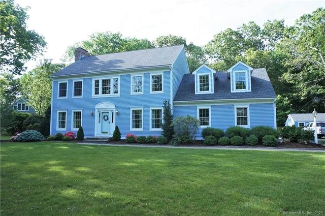 10 Swanswood Lane, Old Lyme, CT 06371 (MLS #170399994) :: Michael & Associates Premium Properties   MAPP TEAM