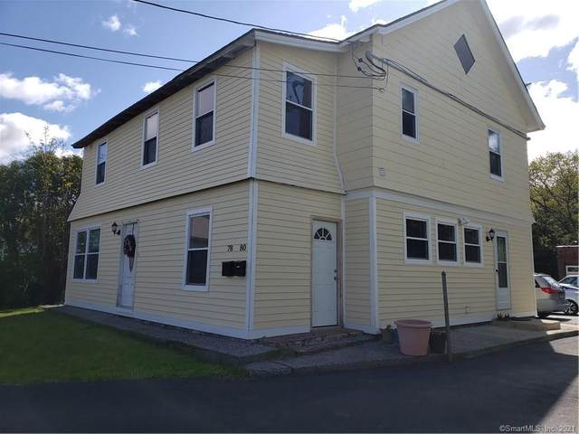 78 Clover Street, Waterbury, CT 06706 (MLS #170400014) :: Around Town Real Estate Team