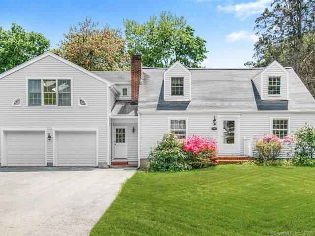 43 Davenport Drive, Stamford, CT 06902 (MLS #170401679) :: Chris O. Buswell, dba Options Real Estate