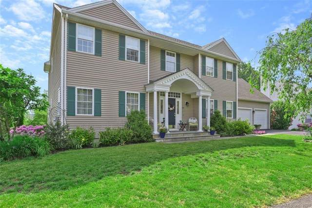 39 Old Colony Road #39, Monroe, CT 06468 (MLS #170401972) :: Spectrum Real Estate Consultants