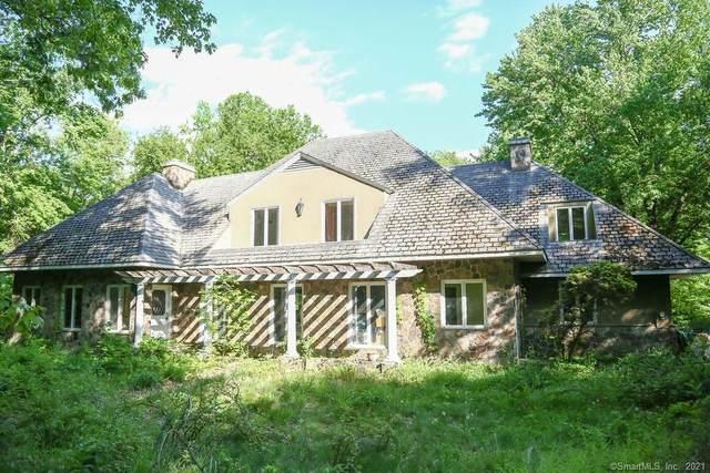 38 Lonetown Road, Redding, CT 06896 (MLS #170402580) :: Chris O. Buswell, dba Options Real Estate