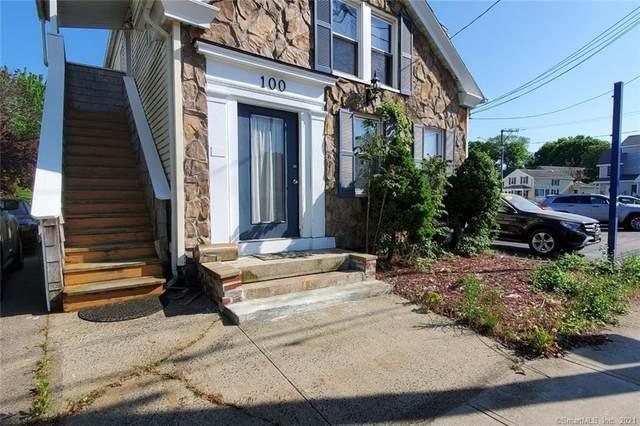 100 W Broad Street, Stonington, CT 06379 (MLS #170402626) :: Next Level Group