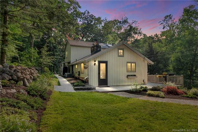 113 Gallows Hill Road, Redding, CT 06896 (MLS #170403060) :: Tim Dent Real Estate Group