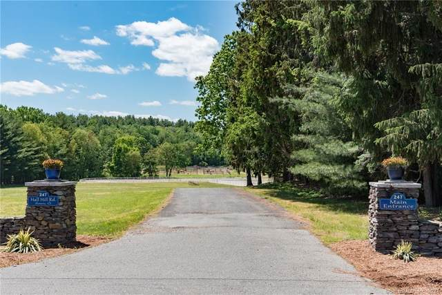247 Hall Hill Road, Somers, CT 06071 (MLS #170403143) :: NRG Real Estate Services, Inc.