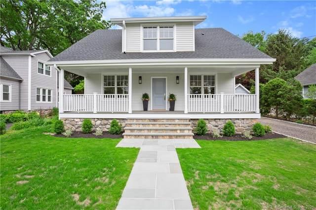 31 Turn Of River Road, Stamford, CT 06905 (MLS #170403299) :: Spectrum Real Estate Consultants
