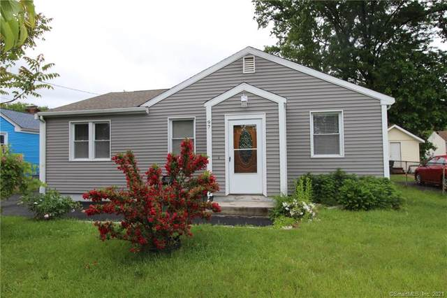 97 Albert Avenue, Wethersfield, CT 06109 (MLS #170403467) :: Hergenrother Realty Group Connecticut