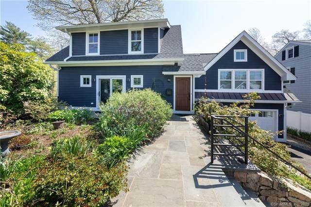41 Grove Street, Greenwich, CT 06807 (MLS #170403736) :: Spectrum Real Estate Consultants