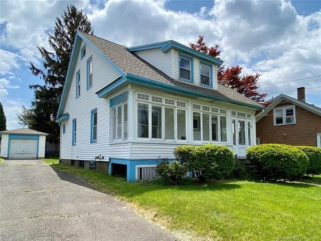 98 Franklin Street, Danbury, CT 06810 (MLS #170403933) :: Spectrum Real Estate Consultants