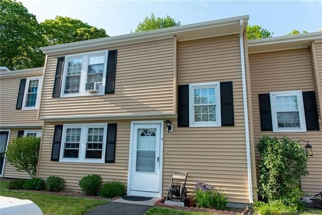 8 Meryl Court #8, Groton, CT 06340 (MLS #170404005) :: Spectrum Real Estate Consultants