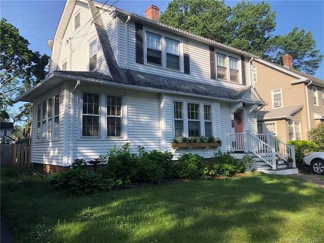 120 Wakefield Street, Hamden, CT 06517 (MLS #170404293) :: Spectrum Real Estate Consultants