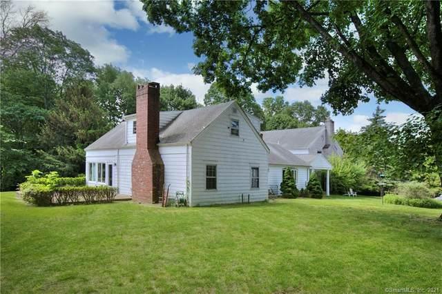 49 Norfield Woods Road, Weston, CT 06883 (MLS #170404601) :: Spectrum Real Estate Consultants