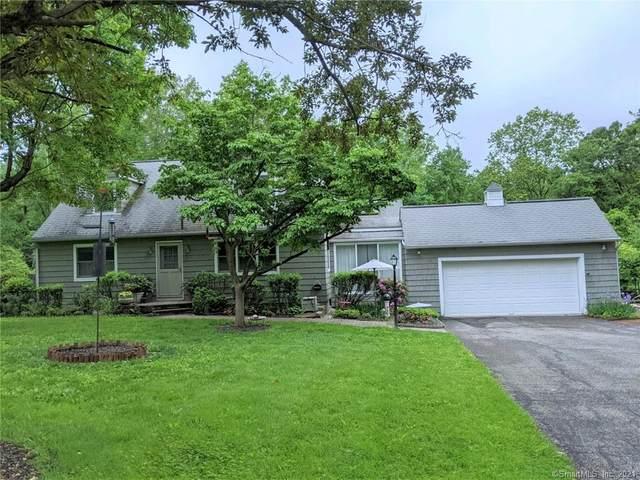 22 High Ridge Road, Brookfield, CT 06804 (MLS #170404613) :: Tim Dent Real Estate Group