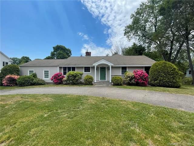 6287 Main Street, Trumbull, CT 06611 (MLS #170404652) :: GEN Next Real Estate