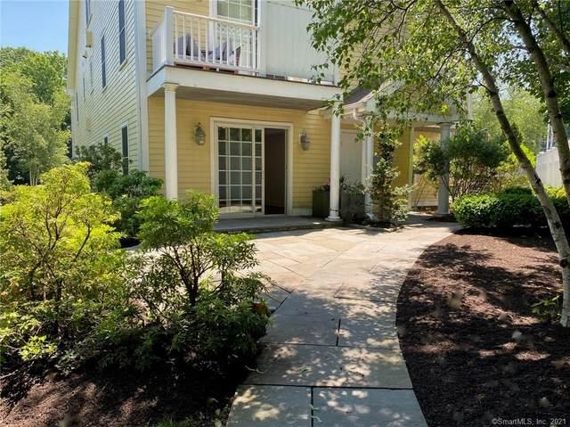 76 New Canaan Avenue #1, Norwalk, CT 06850 (MLS #170404882) :: Spectrum Real Estate Consultants