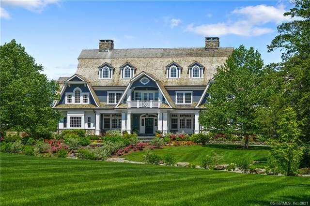 727 Smith Ridge Road, New Canaan, CT 06840 (MLS #170405384) :: GEN Next Real Estate