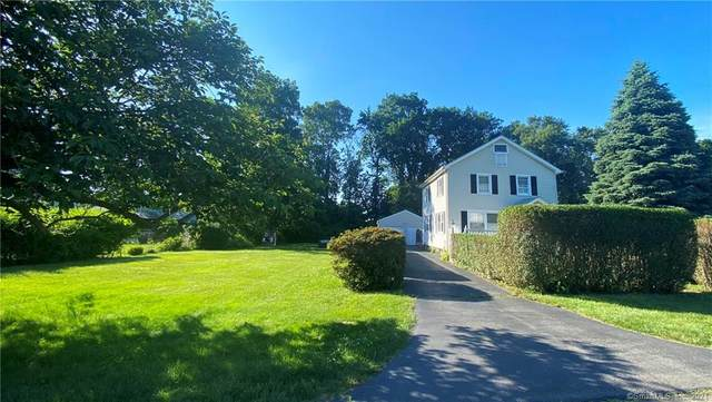48 Hickory Avenue, Milford, CT 06460 (MLS #170405465) :: Spectrum Real Estate Consultants