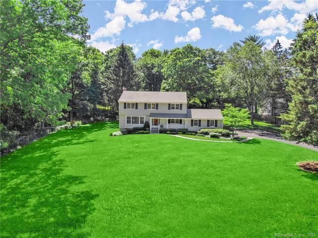 22 Shadow Lane, New Canaan, CT 06840 (MLS #170405499) :: Tim Dent Real Estate Group