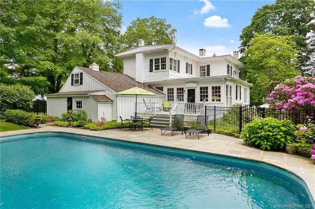14 Rings End Road, Darien, CT 06820 (MLS #170405608) :: Michael & Associates Premium Properties | MAPP TEAM