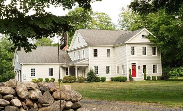 556 Flanders Road, Woodbury, CT 06798 (MLS #170405760) :: GEN Next Real Estate