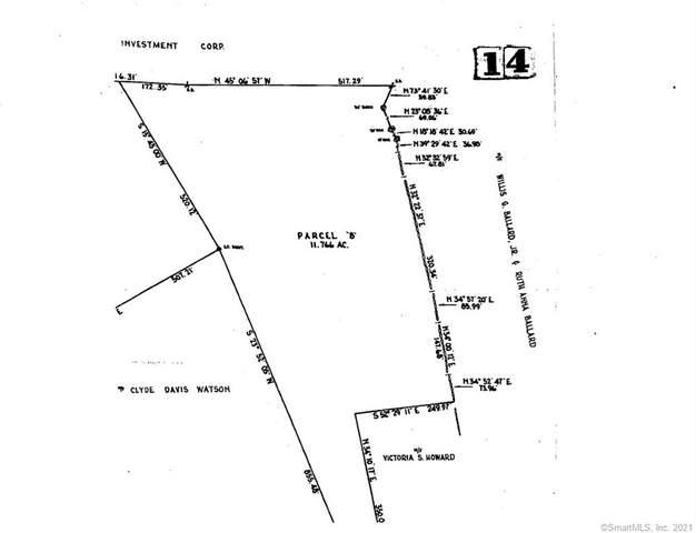 43 Obtuse Rocks Road, Brookfield, CT 06804 (MLS #170406384) :: Michael & Associates Premium Properties | MAPP TEAM