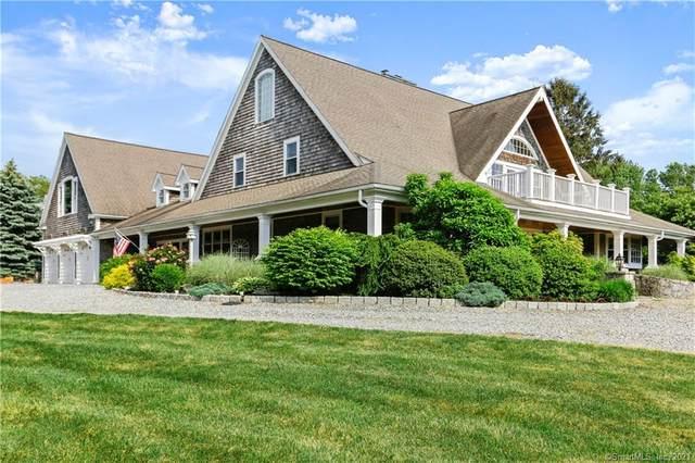 45 Mohawk Drive, Trumbull, CT 06611 (MLS #170406721) :: Michael & Associates Premium Properties | MAPP TEAM