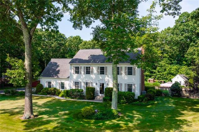 57 Natalie Lane, Colchester, CT 06415 (MLS #170406747) :: Linda Edelwich Company Agents on Main