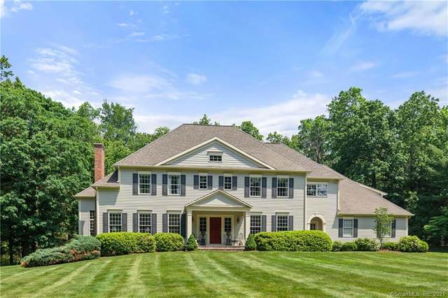 48 Highwood, Simsbury, CT 06070 (MLS #170407915) :: Spectrum Real Estate Consultants