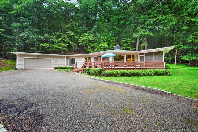 75 Osborn Lane, New Canaan, CT 06840 (MLS #170408202) :: Cameron Prestige