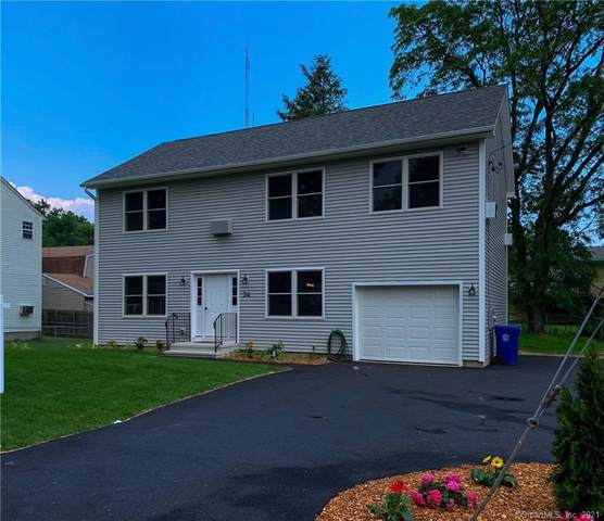 34 Southwind Drive, Norwalk, CT 06854 (MLS #170408404) :: Spectrum Real Estate Consultants