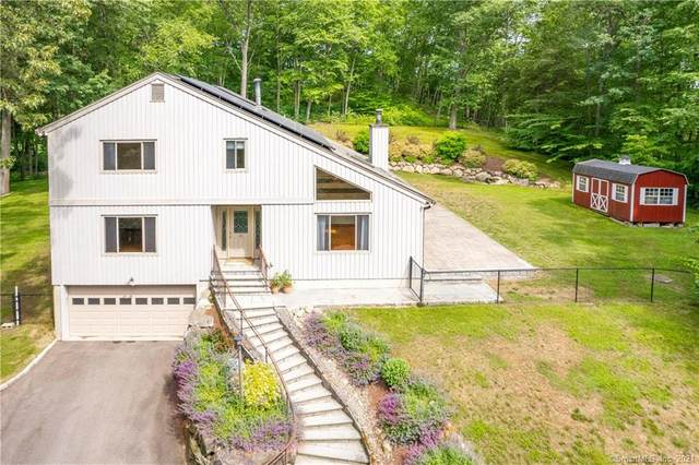 48 Sugarloaf Drive, Wilton, CT 06897 (MLS #170408468) :: The Higgins Group - The CT Home Finder