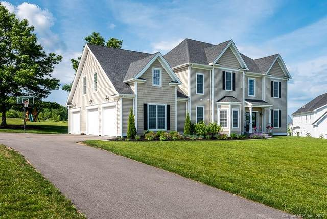 50 Arbor Crossing, East Lyme, CT 06333 (MLS #170408575) :: Next Level Group