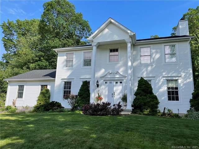 287 Tiffany Lane, Bristol, CT 06010 (MLS #170409365) :: Forever Homes Real Estate, LLC