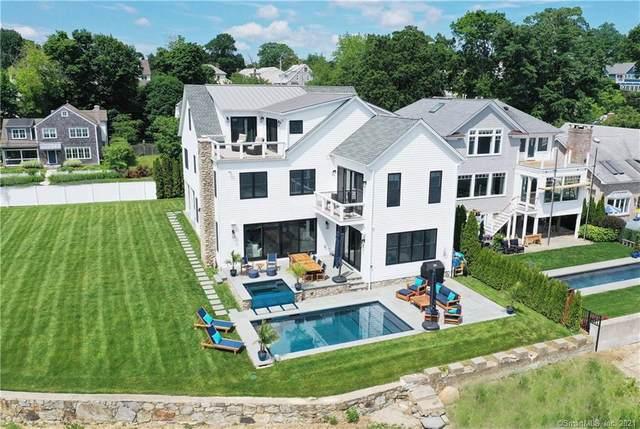 70 Shorefront Park, Norwalk, CT 06854 (MLS #170409433) :: GEN Next Real Estate