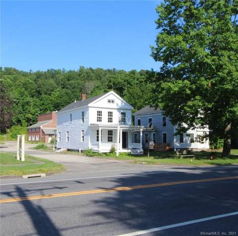 301 Main Street S, Woodbury, CT 06798 (MLS #170409559) :: Tim Dent Real Estate Group